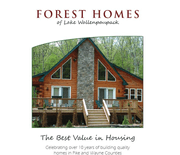 homes in Forest Homes of Lake Wallenpaupack by Forest Homes