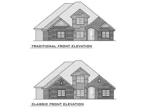 Highland Farms by 4 Corners Homes in Oklahoma City Oklahoma