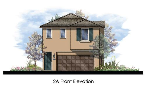 house for sale in Bloomington Lane by Frontier Communities