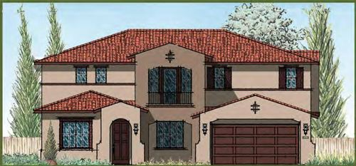The Trails at Pine Avenue by Frontier Communities in Riverside-San Bernardino California