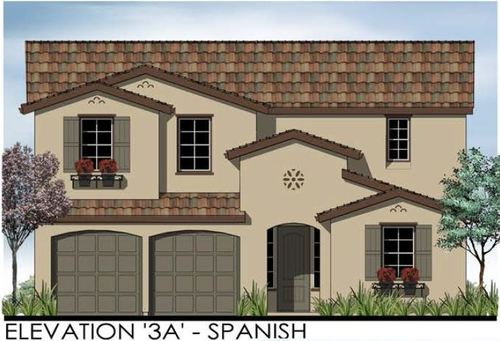 Belamaria by Frontier Communities in Riverside-San Bernardino California