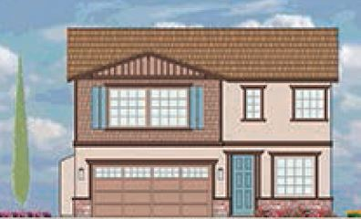 house for sale in Magnolia Heights by Frontier Communities