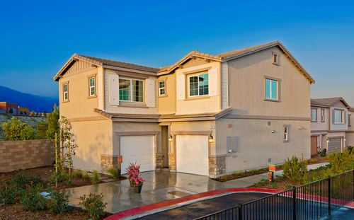 Magnolia Heights by Frontier Communities in Orange County California