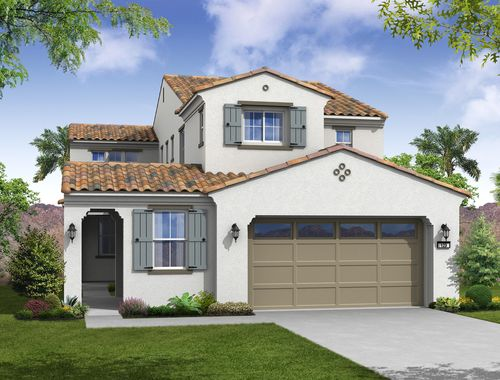 Almeria by Frontier Communities in Riverside-San Bernardino California