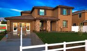 homes in Patterson Ranch by Frontier Communities