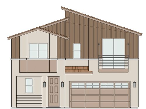 house for sale in The Colonies at Univeristy Park by Frontier Communities