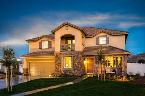 Estancia by Frontier Communities in Riverside-San Bernardino California