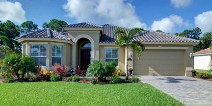 Carmel Grande 12 - Fieldstone Ranch: Vero Beach, Florida - GHO Homes