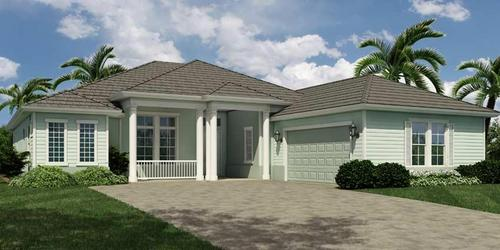 Stoney Brook Farm by GHO Homes in Indian River County Florida