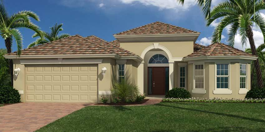 Serino - Fieldstone Ranch: Vero Beach, FL - GHO Homes