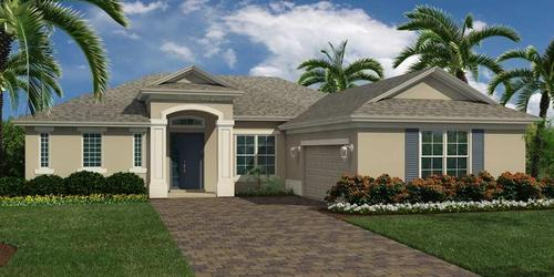 Cross Creek Lake Estates by GHO Homes in Indian River County Florida