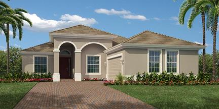 Bridgeport - Fieldstone Ranch: Vero Beach, Florida - GHO Homes