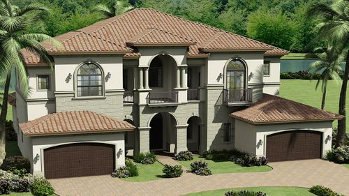 Seven Bridges by GL Homes in Broward County-Ft. Lauderdale Florida