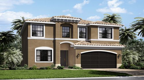 Tuscany by GL Homes in Palm Beach County Florida