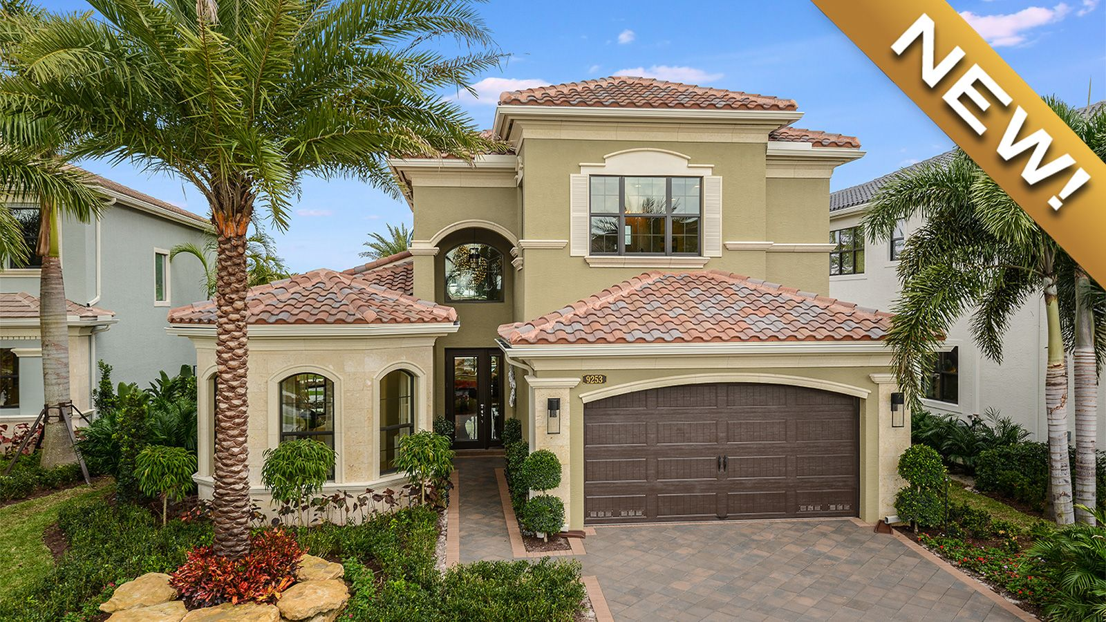 Single Family for Sale at Seven Bridges - Summit Grande 9275 Beaujolais Avenue Delray Beach, Florida 33446 United States