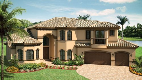 The Preserve at Bay Hill by GL Homes in Broward County-Ft. Lauderdale Florida