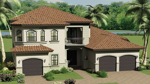 The Bridges by GL Homes in Palm Beach County Florida