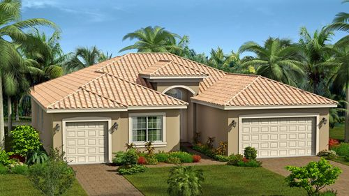house for sale in Valencia Lakes by GL Homes