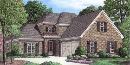 Kensington by Grant New Homes in Memphis Tennessee