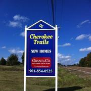 homes in Cherokee Trails by Grant New Homes