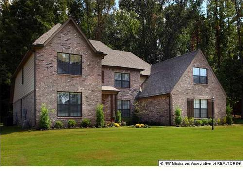 Montrose by Grant New Homes in Memphis Mississippi
