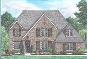 Oxford - Trinity Park: Olive Branch, MS - Grant New Homes