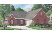 Ashley - Cherokee Trails: Olive Branch, MS - Grant New Homes