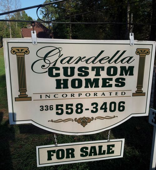 house for sale in Beaver Creek Subdivision by Gardella Custom Homes, Inc.