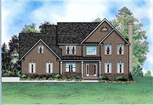 house for sale in The Park of Westlake by Garland New Homes