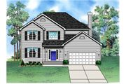 Alexander - Columbia Reserve: Columbia Station, OH - Garland New Homes
