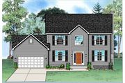 Chesapeake - Columbia Reserve: Columbia Station, OH - Garland New Homes