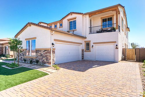 Palazzo at The Bridges by Gehan Homes in Phoenix-Mesa Arizona
