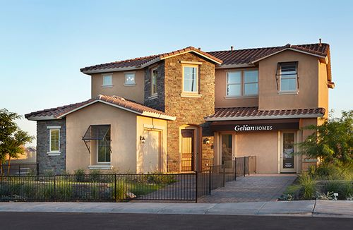 Hacienda at Vistancia by Gehan Homes in Phoenix-Mesa Arizona