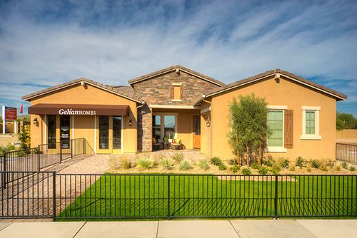 Palazzo at Palm Valley by Gehan Homes in Phoenix-Mesa Arizona