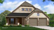 homes in The Villages of Woodland Springs by Gehan Homes