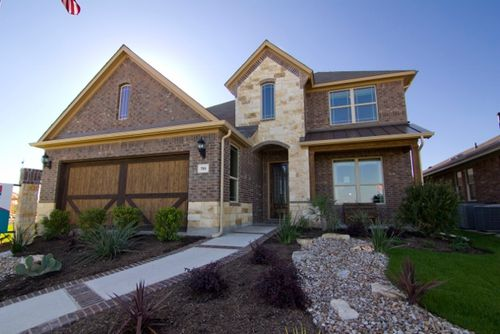 house for sale in Meadows at Buda by Gehan Homes