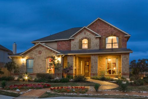 Sablechase - Classic by Gehan Homes in San Antonio Texas