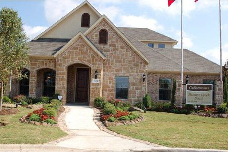 Paloma Creek New Homes For Sale In Little Elm Tx