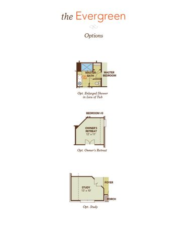 Evergreen Floor Plan