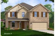 Mimosa - Georgetown Village: Georgetown, TX - Gehan Homes