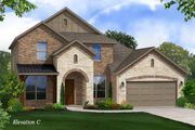 Oxford - Willow Grove in Schertz: Schertz, TX - Gehan Homes