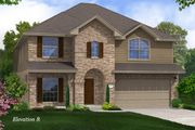 Cypress - La Frontera: Arlington, TX - Gehan Homes