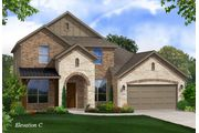 Oxford - Villas at Belle Creek: Frisco, TX - Gehan Homes