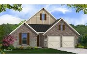 Mahogany  - Georgetown Village: Georgetown, TX - Gehan Homes