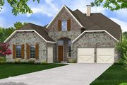 Princeton - Savanna Ranch: Leander, TX - Gehan Homes