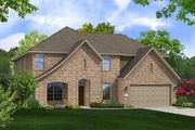 homes in Inverness Estates Classic by Gehan Homes