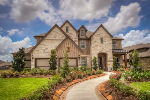 Westover Park - Classic by Gehan Homes in Houston Texas