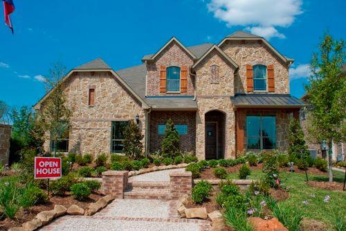 Northcrest Village by Gehan Homes in Houston Texas