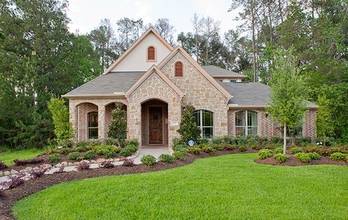 Kings Mill Premier by Gehan Homes in Houston Texas