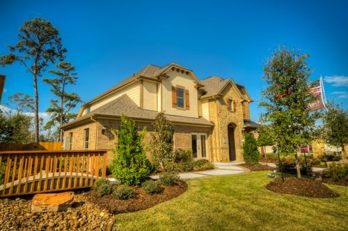 Inverness Estates Premier by Gehan Homes in Houston Texas